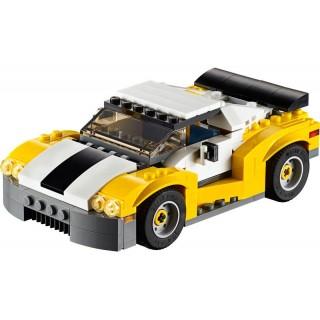 LEGO Creator - Rychlé auto