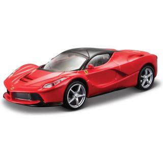 Bburago Kit Ferrari LaFerrari 1:43 červená