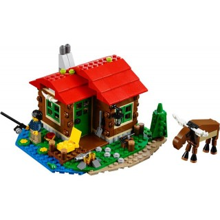 LEGO Creator - Chata u jezera