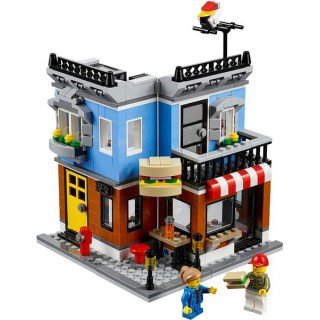 LEGO Creator - Občerstvení na rohu