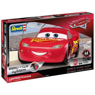 EasyClick auto 07813 - Cars 3 - Lightning McQueen (1:25)