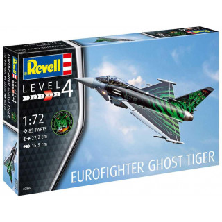 "Plastic ModelKit letadlo 03884 - Eurofighter ""Ghost Tiger "" (1:72)"