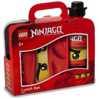 LEGO Ninjago svačinový set - červený