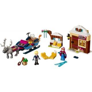 LEGO Disney Princezny - Dobrodružství na saních s Annou a Kristoffem