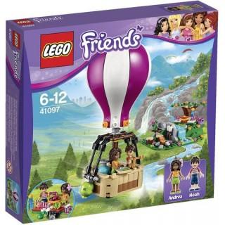 LEGO Friends - Horkovzdušný balón v Heartlake