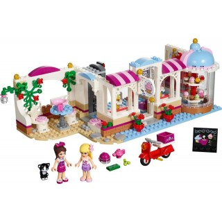 LEGO Friends - Cukrárna v Heartlake