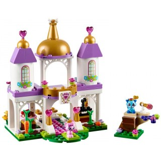 LEGO Disney Princezny - Mazlíčci z paláce královský hrad