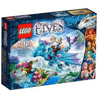 LEGO Elves - Dobrodružství s vodním drakem