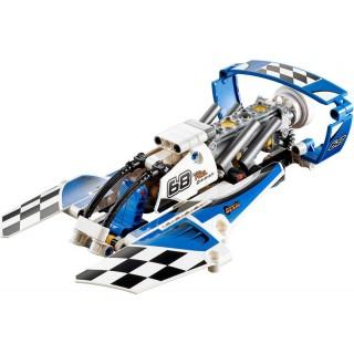 LEGO Technic - Závodní hydroplán