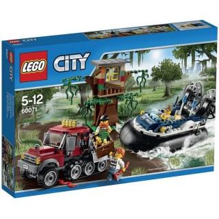 LEGO City - Zadržení vznášedlem