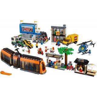 LEGO City - Náměstí ve městě