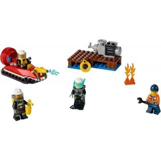 LEGO City Fire - Hasiči – Startovací sada