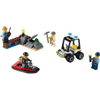 LEGO City Police - Vězení na ostrově startovací sada