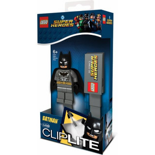 LEGO lampička na čtení DC Super Heroes Grey Batman