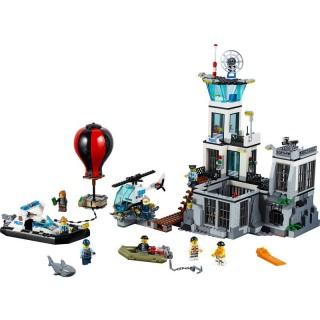 LEGO City Police - Vězení na ostrově