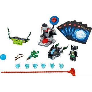 LEGO Chima - Skunk útočí