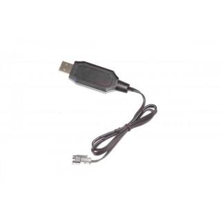 600054 Nabíječka USB pro 6,4V 900mAh (GCC5011-12)