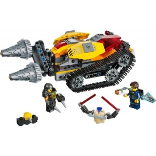 LEGO Agents - Drillex krade diamant