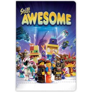 LEGO zápisník MOVIE 2 Epic Space Opera