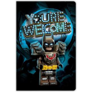 LEGO zápisník MOVIE 2 Batman