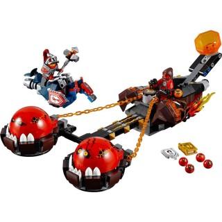 LEGO Nexo Knights - Krotitelův vůz chaosu