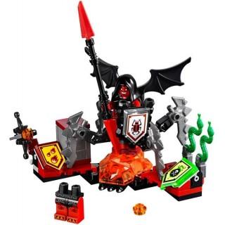 LEGO Nexo Knights - Úžasná Lavaria