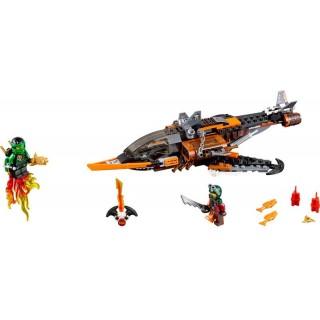 LEGO Ninjago - Žraločí letoun