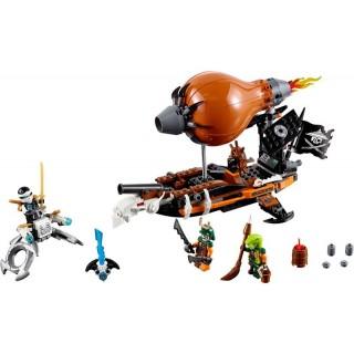 LEGO Ninjago - Útočná vzducholoď