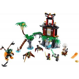 LEGO Ninjago - Ostrov Tygří vdova