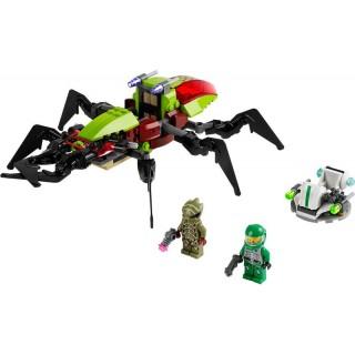 LEGO Galaxy Squad - Úkryt v kráteru