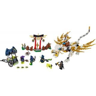 LEGO Ninjago - Drak Mistra Wu
