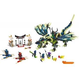 LEGO Ninjago - Útok draka Morro