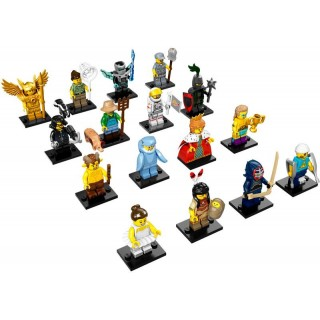 LEGO Minifigurky - 15. série 2016