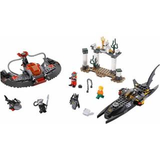 LEGO Super Heroes - Hlubinný útok černé manty
