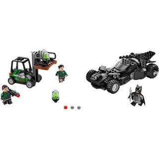 LEGO Super Heroes - Krádež kryptonitu