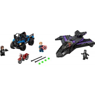 LEGO Super Heroes - Hunt for Black Panther