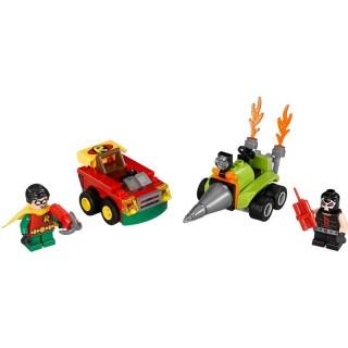 LEGO Super Heroes - Mighty Micros: Robin vs. Bane