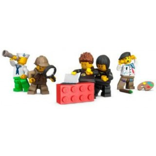LEGO Ninjago svítící figurka