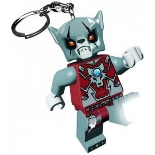 LEGO Chima Worriz svítící figurka