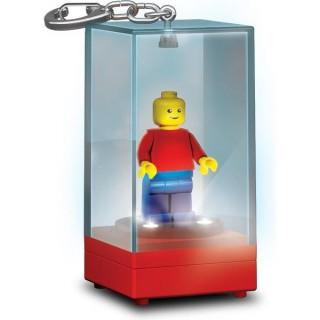LEGO osvětlený box na minifigurky