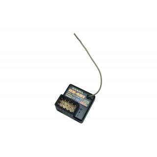 RX-491 FHSS-3,4,5/SUR,SSL přijímač (telemetrický) - BULK