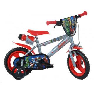 """DINO Bikes - Dětské kolo 12"""" Avengers"""