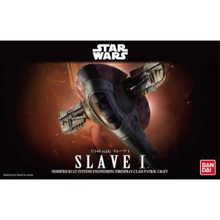Plastic ModelKit BANDAI SW 01204 - Slave I  (1:144)