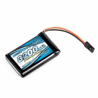 LiPo vysílačová sada 3200 - 3,7V