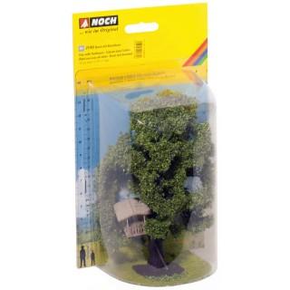 Strom se stromovým domečkem - 15 cm 21765