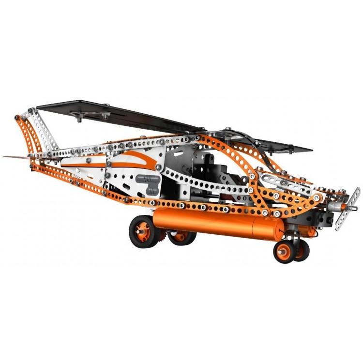 Meccano stavebnice Záchranářská helikoptéra 620 dílků