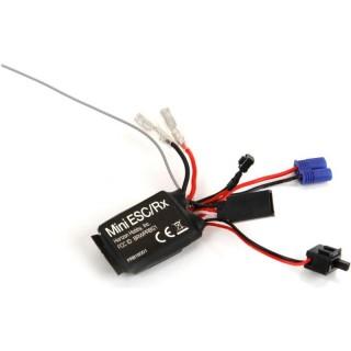 Blackjack 9/Impulse 9 - ESC/přijímač 2.4GHz WP V2