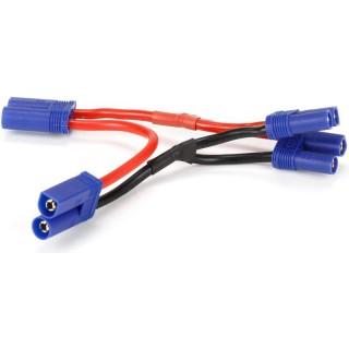 Zelos 36 - kabel baterií EC5