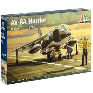 Model Kit letadlo 1410 - AV-8A HARRIER (1:72)