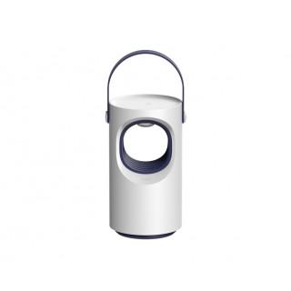 Purple Vortex - Lampa proti komárům USB (bílo-fialová)